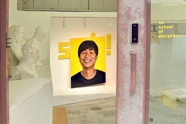 Portrait Chen Peng School Desig - leechienwei | ello