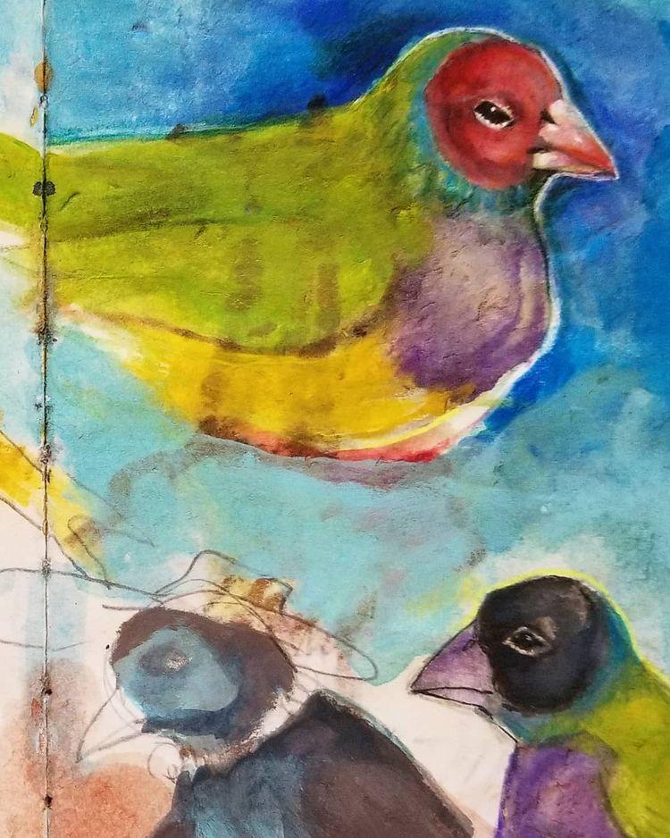 Sketchbook Page - sarafina_collura | ello