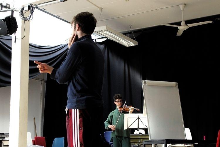 written music dance commission  - jordanhunt | ello