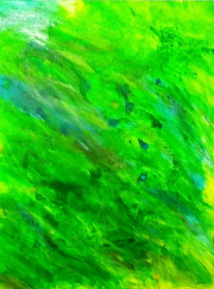 handpainted, shavingcream, foodcoloring - msdee303 | ello