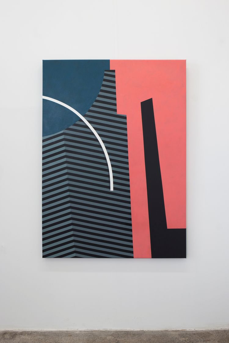 FUGA 140 100 cm, acrylic canvas - seikon87 | ello