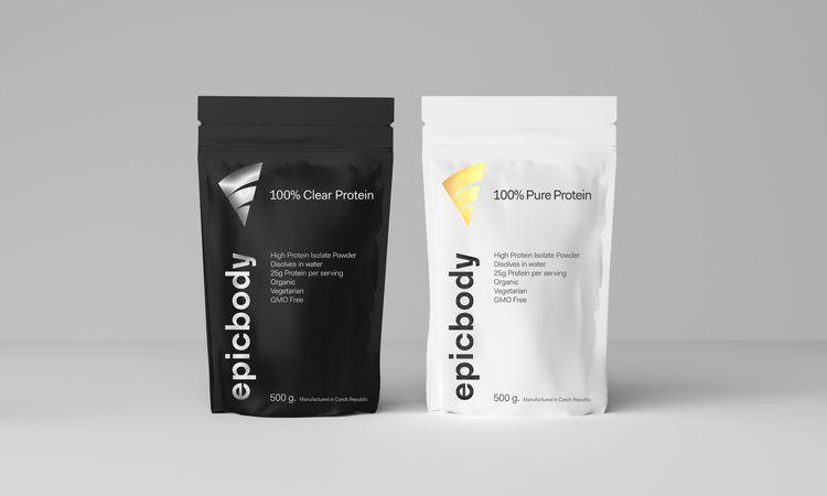 Epicbody Identity / Packaging - artdirection - marcosilfa | ello