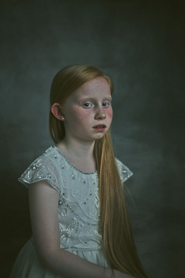 """Lillie"" — Photographer: Zuzu V - darkbeautymag   ello"