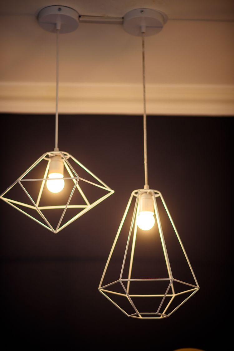 simple industrial light balance - oyoxdesign | ello