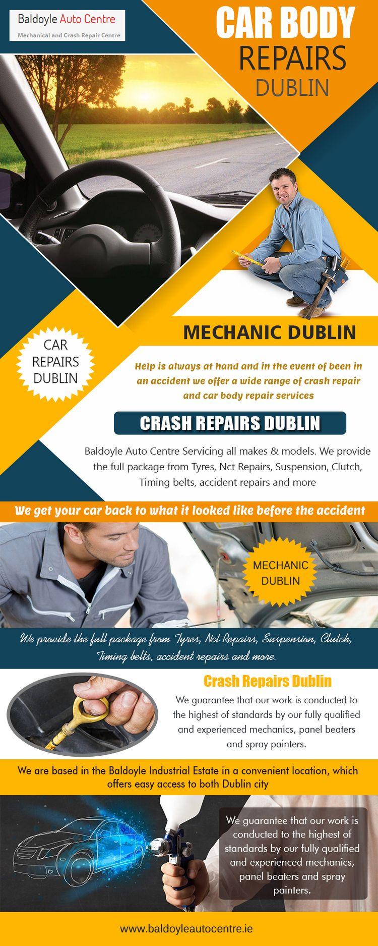 Crash repairs dublin Small bump - mechanicdublin | ello