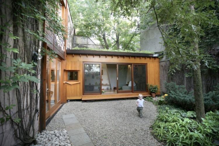 Bernier-Thibault House / Paul B - red_wolf | ello