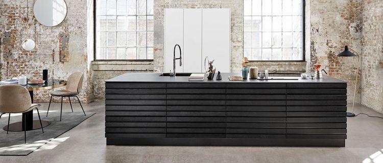 Du noir dans la cuisine en 10 i - atelierrueverte | ello