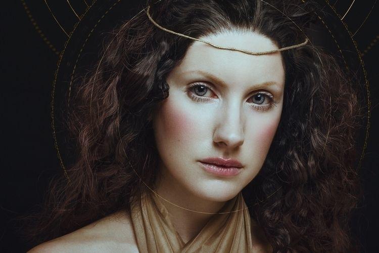 "Oracle"" — Photographer: Elena B - darkbeautymag   ello"