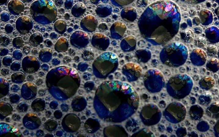 Burbujas de detergente Link - burbujas - taron | ello