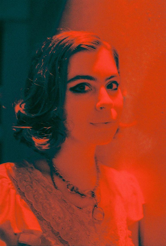 Red girls - photography, art, artwork - anabuho | ello