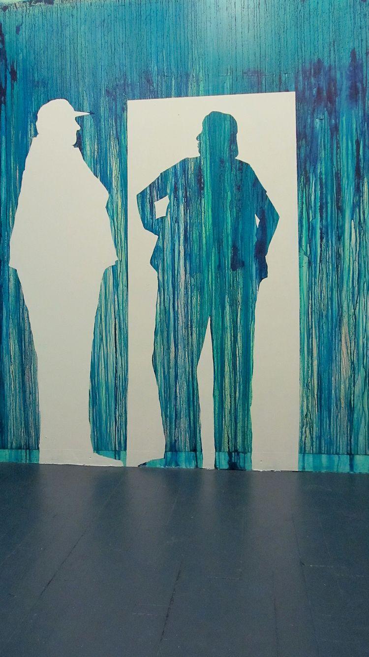 Phase VII - mind_the_gap_paints | ello