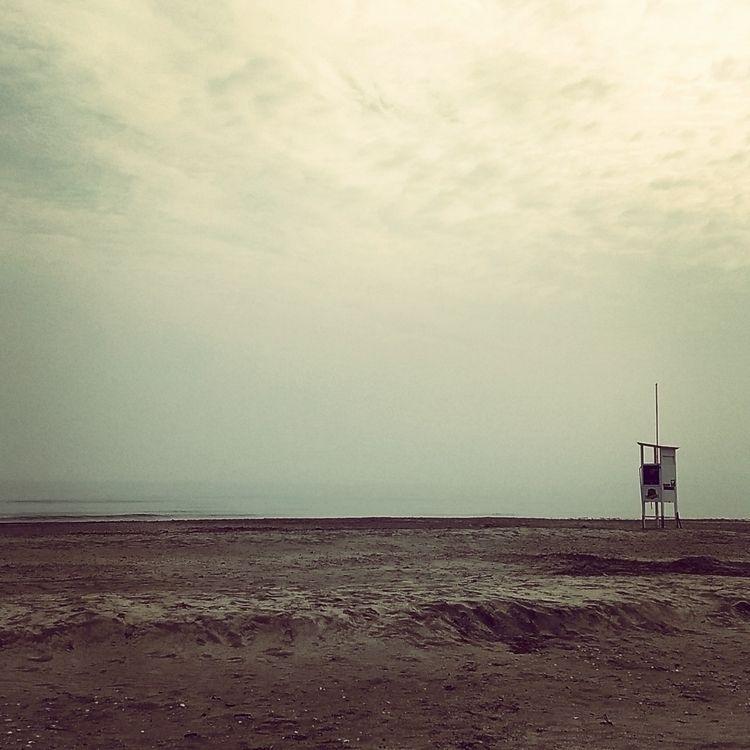 Empty, apparently - autumn, sea - mcalamelli | ello