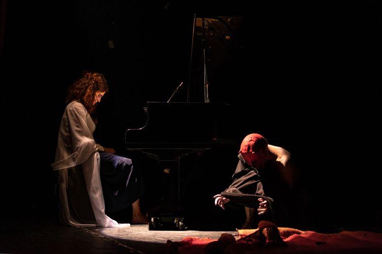 Descanso - art, dance, theatre, performance - davidpinto   ello