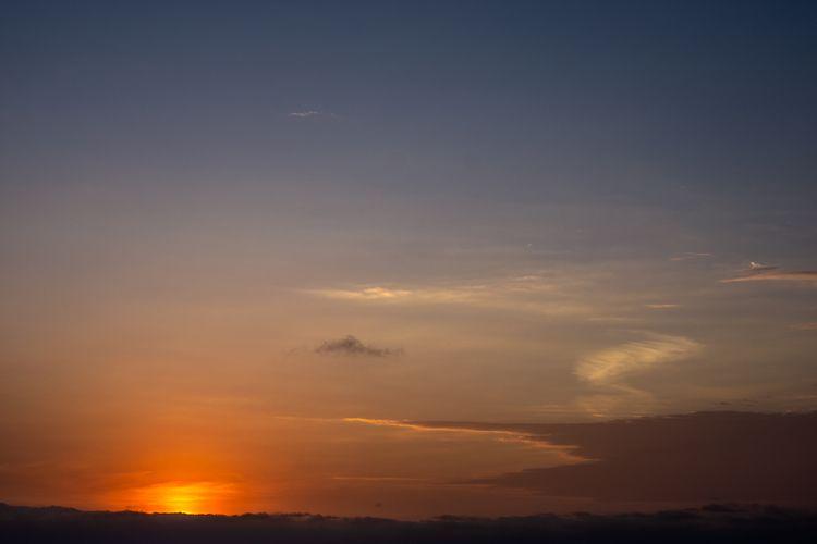 Sunset - art, sky, sunset, ecuador - davidpinto | ello