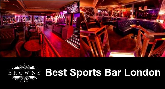 Watch live sports events bars c - brownsshoreditch | ello