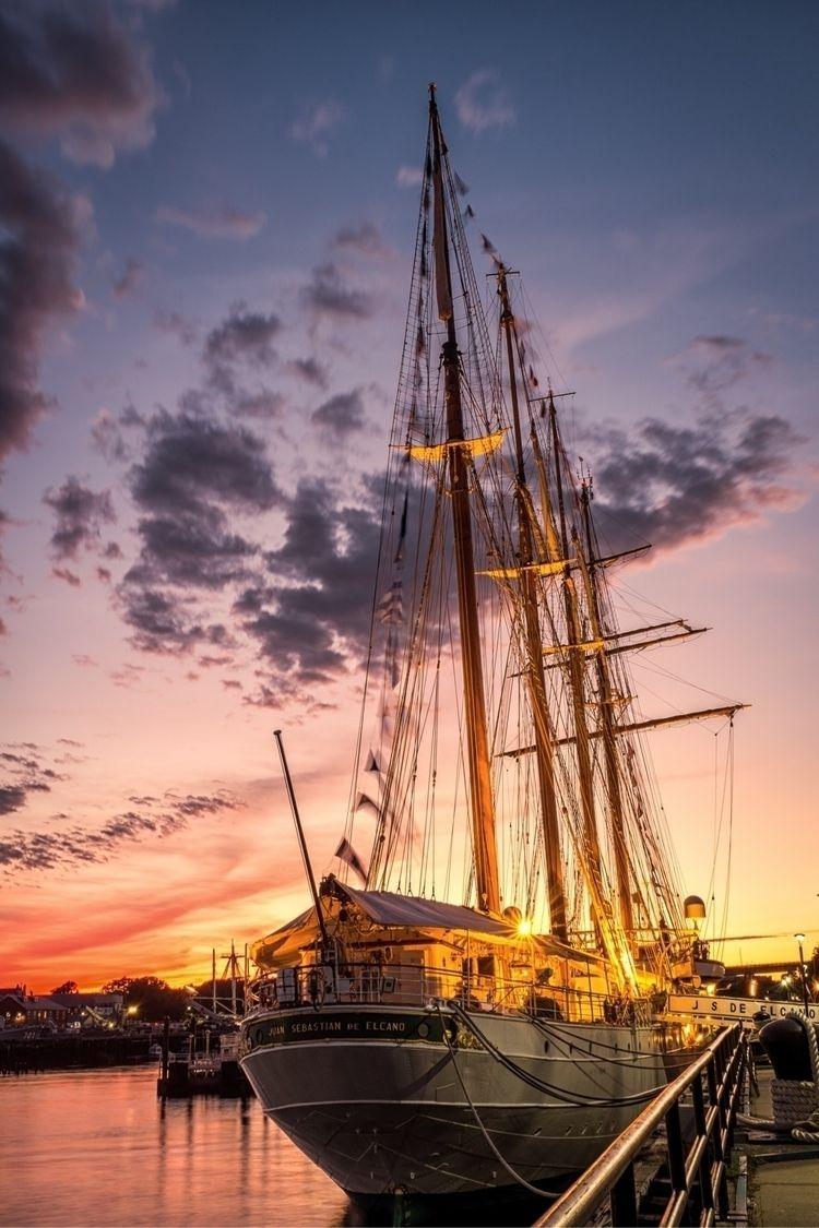 Charlestown harbor - photography - mollykate | ello