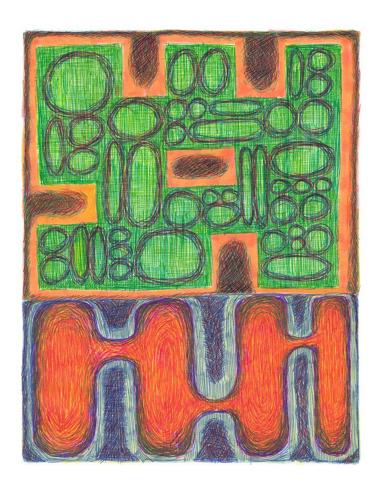 Untitled - Marker Paper - marker - bwolf23 | ello