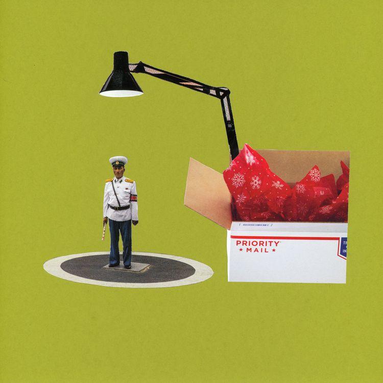 Spotlight Collage Art Discord - collage - alaskapalms | ello