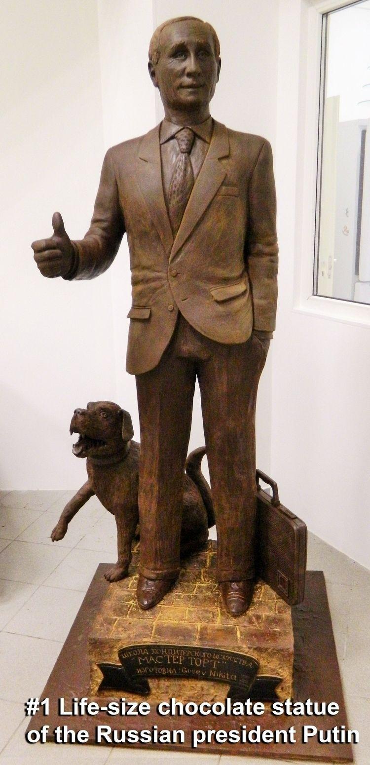 Chocolate sculptures - nikigusev | ello