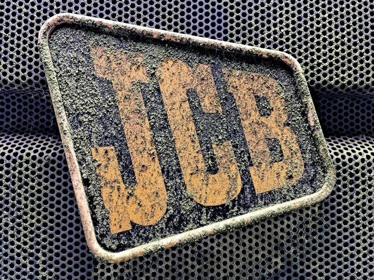 Joseph Cyril Bamford. JCB Logo - phil_levene | ello