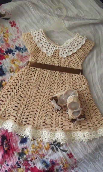 pure charm model elegant croche - brunacrochet | ello