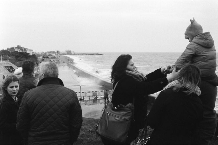 January times seafront breached - mattmaber   ello