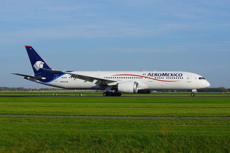 AeroMexico, B787, Boeing, Dreamliner - brummi | ello
