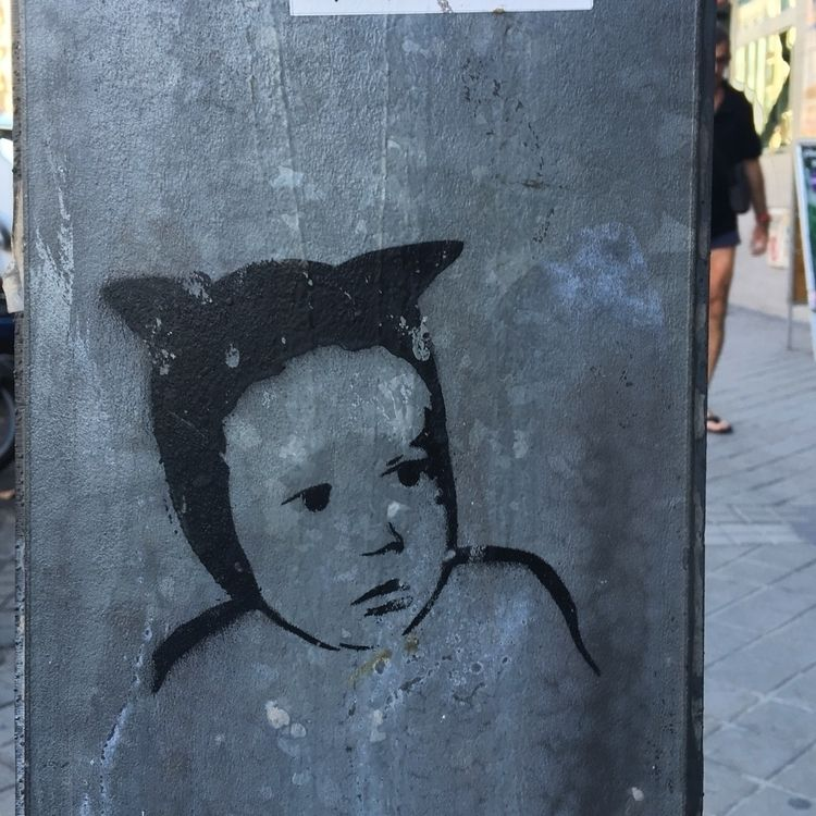 Kid - Madrid, Lavapies, streetart - antoniofse | ello