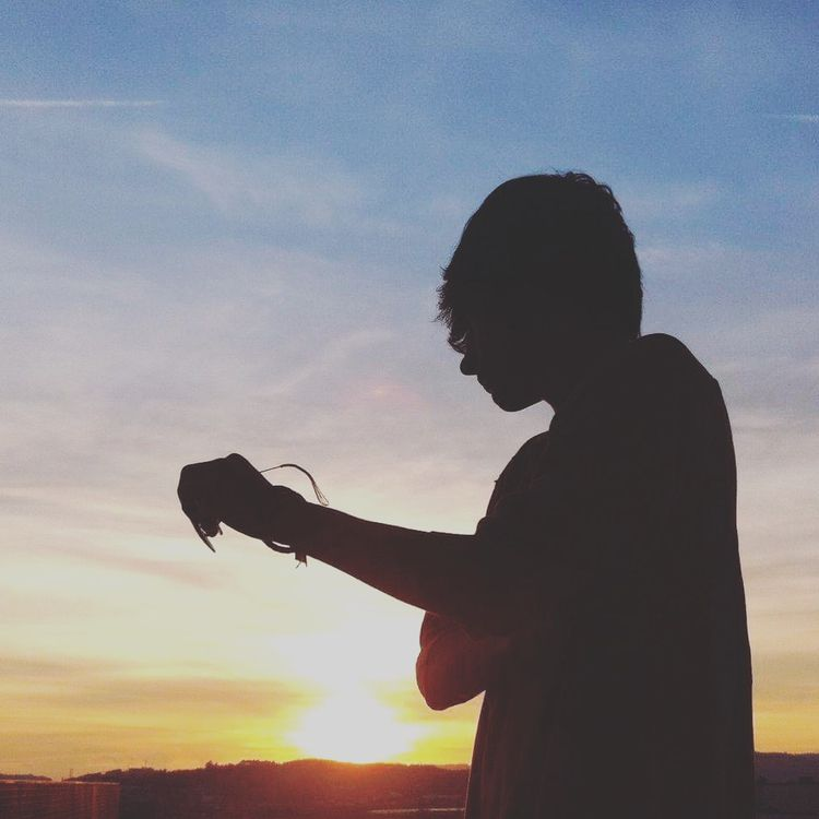 RISE - sunset, motivation, view - uno_tista | ello