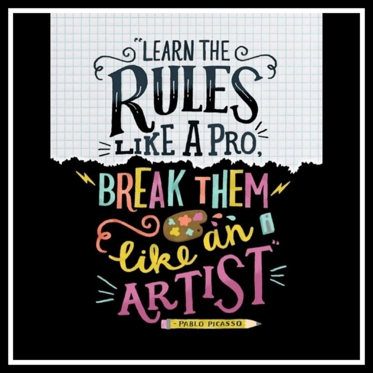 Learn Rules Pro, Break Artist!  - dare2bare | ello