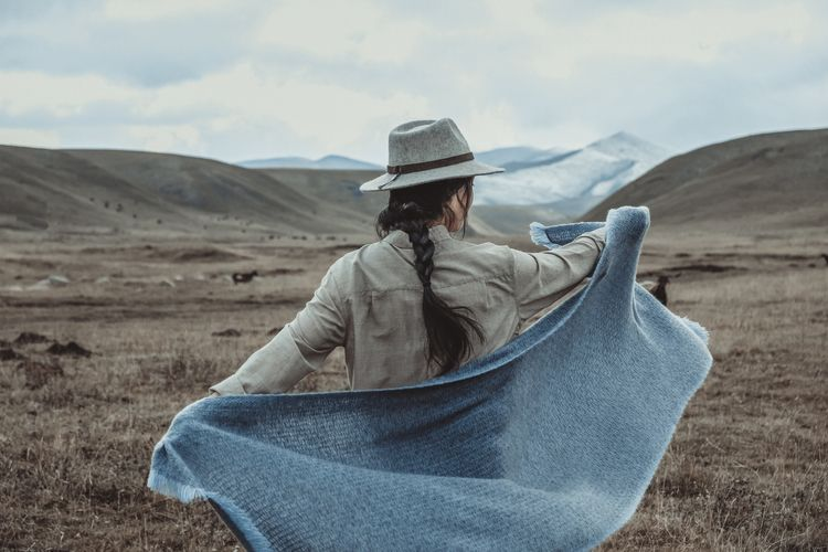 Yak wool Tibetan Plateau Submit - superanahi | ello