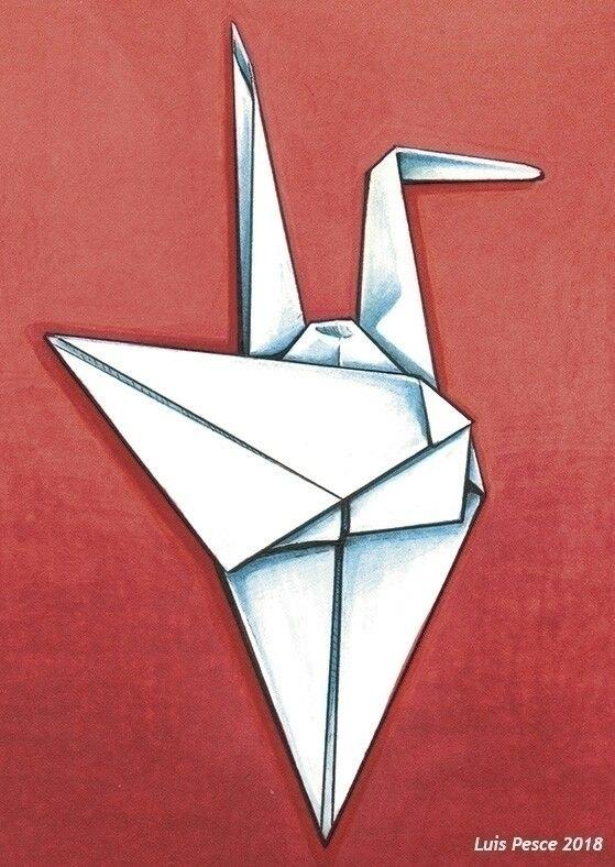 Colección Grulla . 03 - art, arte - luispesce | ello