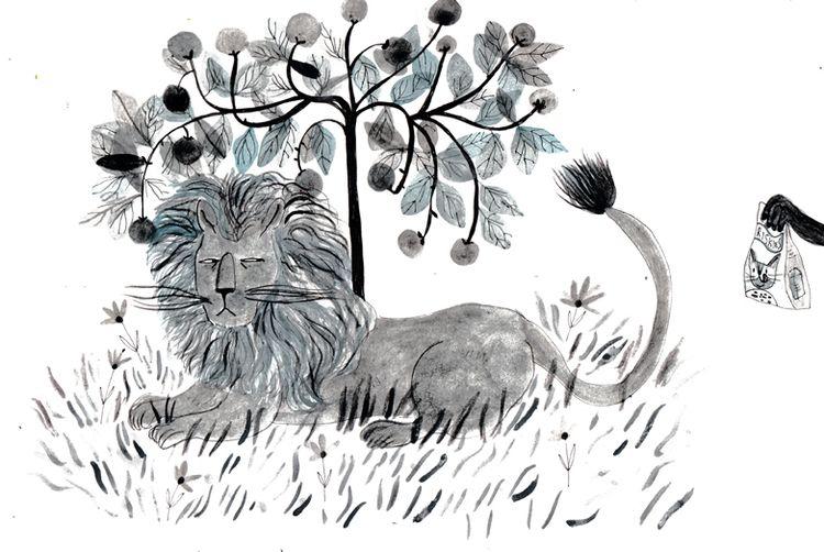 illustrations Inktober 2018 - illustration - spoto | ello