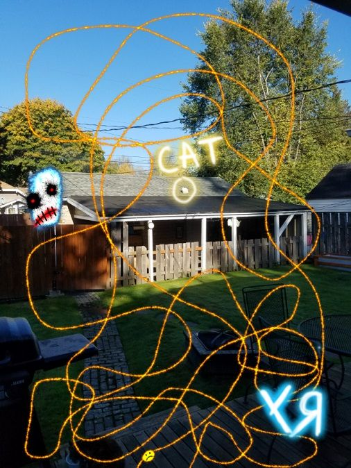 Strange Happen Backyard Richard - richardfyates | ello