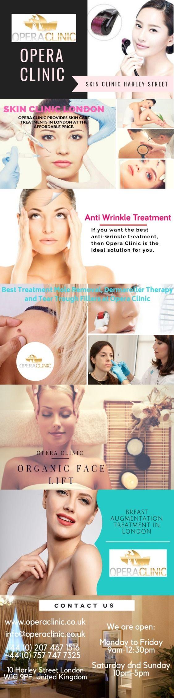aesthetic beauty treatment pain - operaclinic | ello