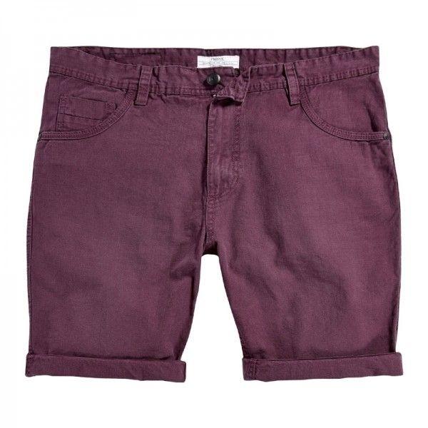 Pocket Burgundy Shorts - Menshorts - emmawilliam643 | ello