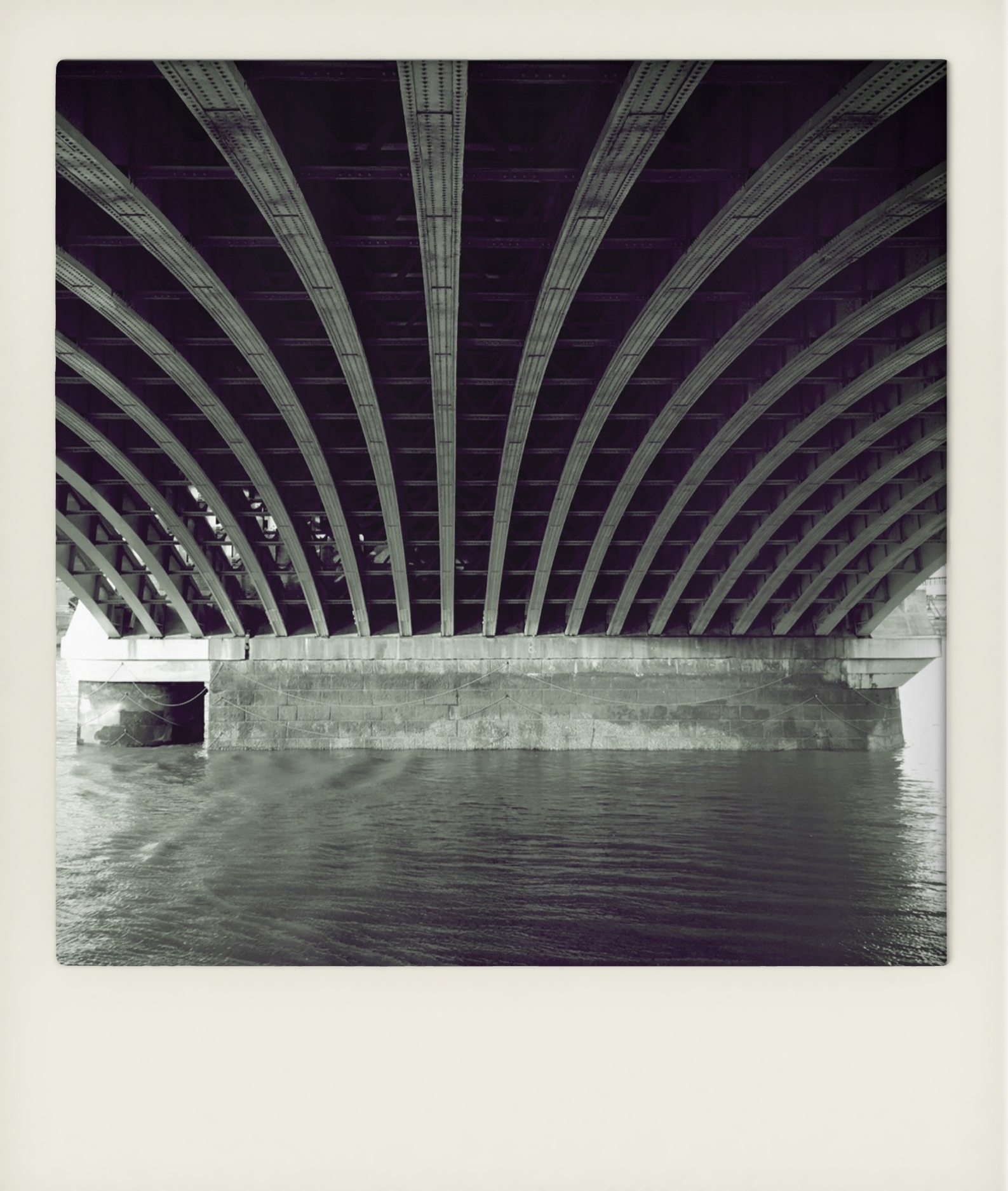 Blackfriars Bridge, Viewed Sout - phil_levene   ello