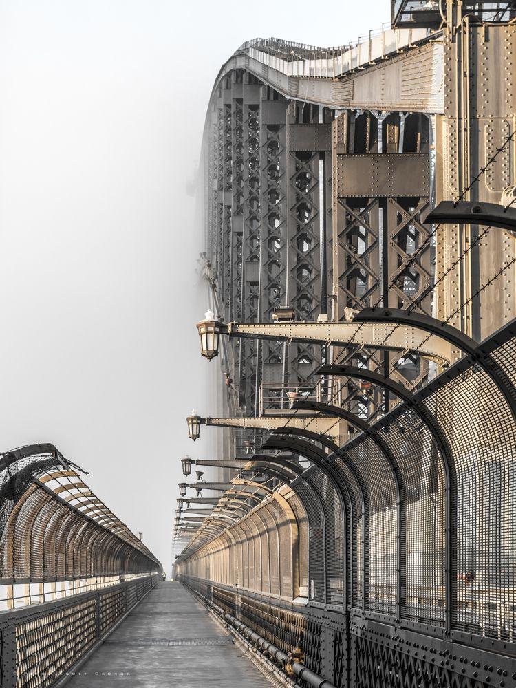 Looming Mist - photography, fog - adarkangelfalls | ello