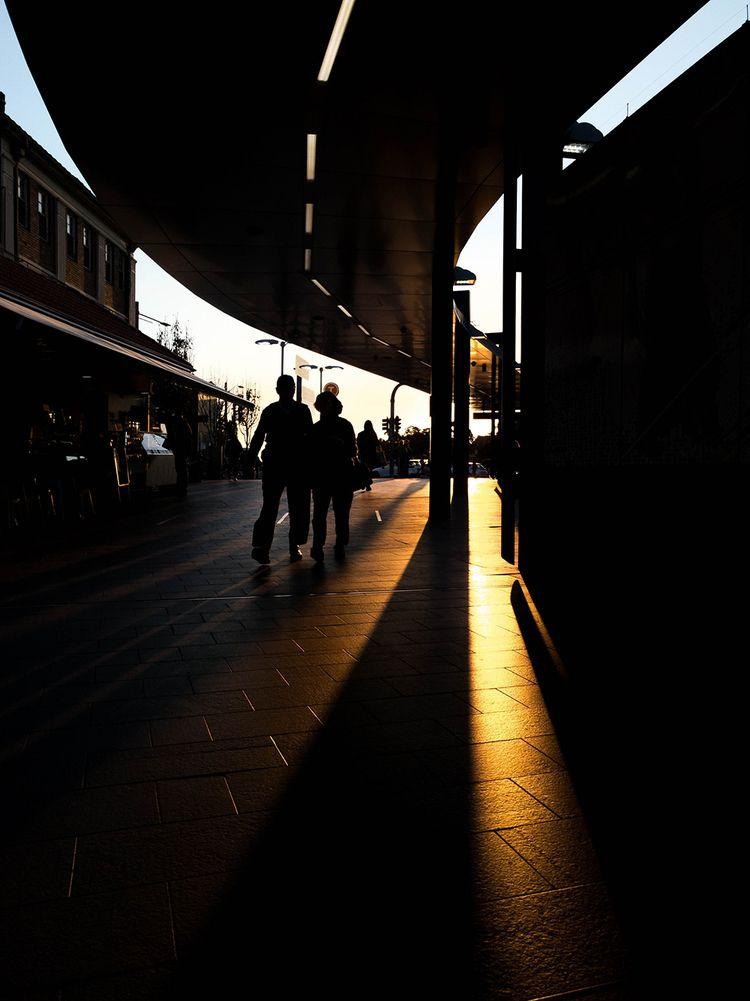 Newtown, Sydney - sunset, street - donurbanphotography | ello