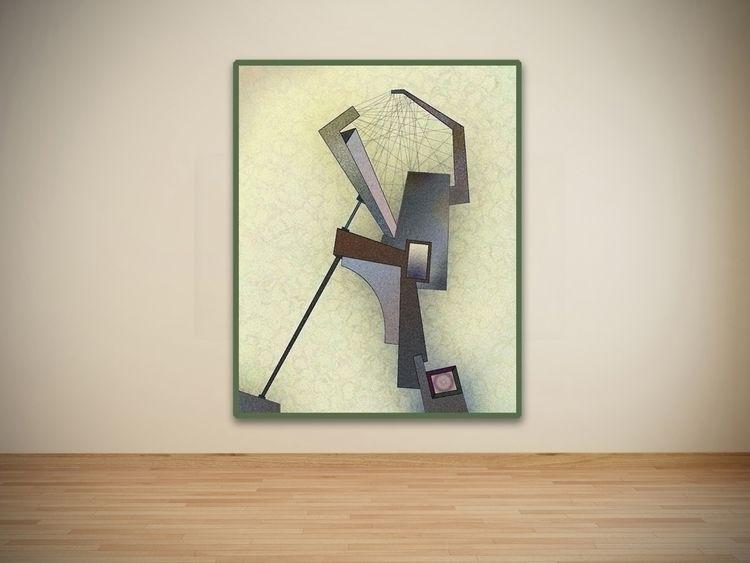 Propped (digital) Gallery Wall - stevesherrell | ello
