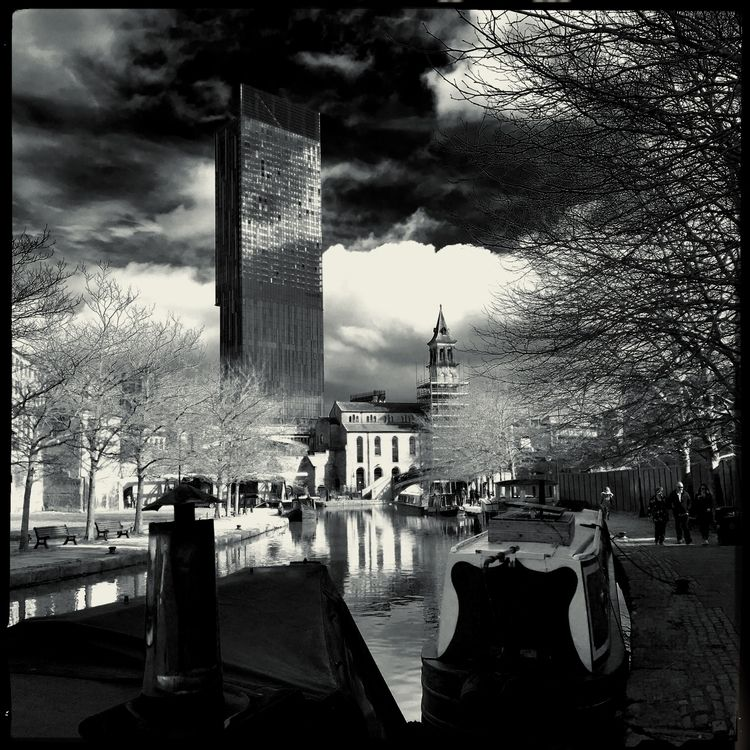 Tower,#Clouds,#Hilton,#Hotel,#C - zawnguy | ello
