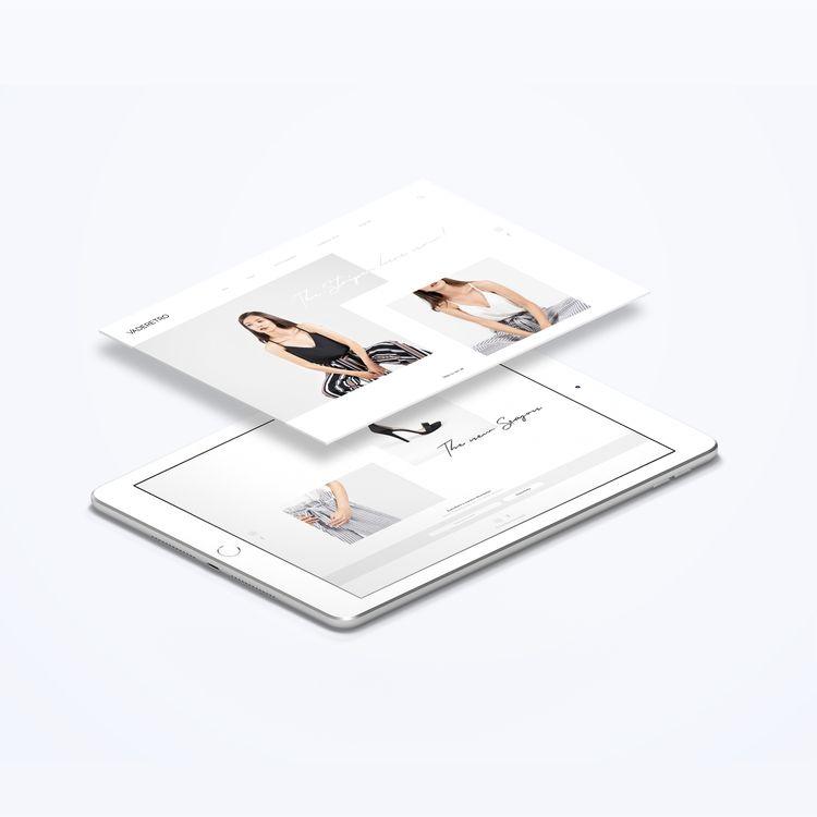 Prototipo sitio web VDR GROUP - janeann   ello