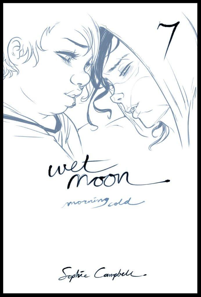 Return Wet Moon Sophie Campbell - comicbuzz   ello