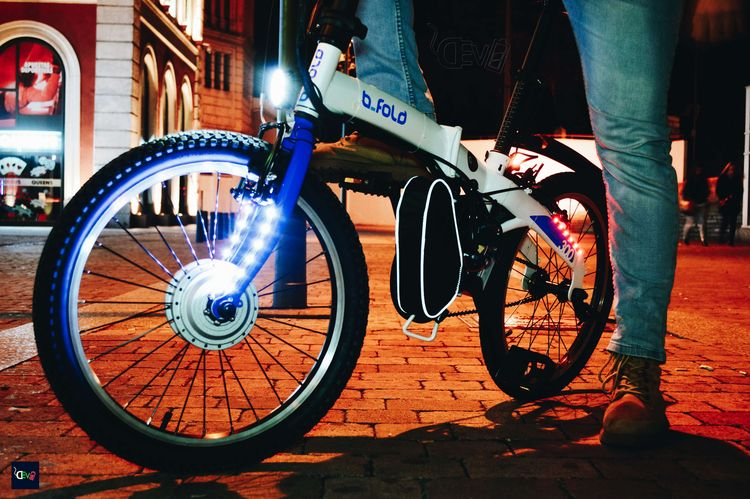 ebike, charging, foldingelectricbike - evmadrid | ello