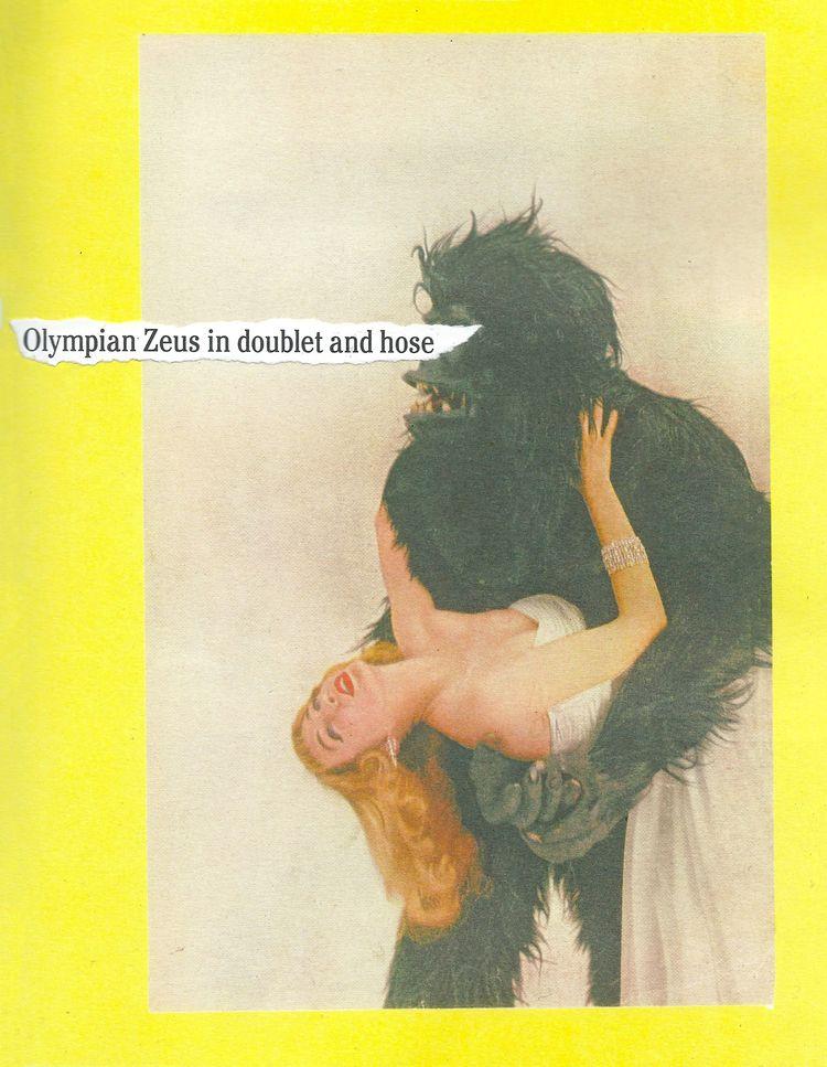 Olympian Zeus Doublet Hose - 7orlov   ello