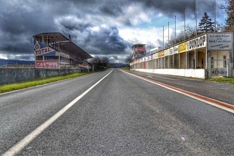 Circuit RG (France) 'grand-prix - abandonedstories | ello