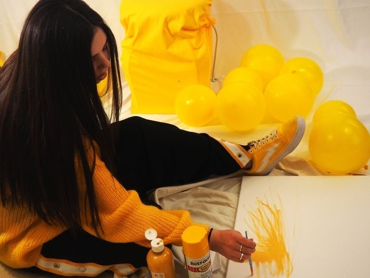 Yellow - photography, photographer - heewsing   ello