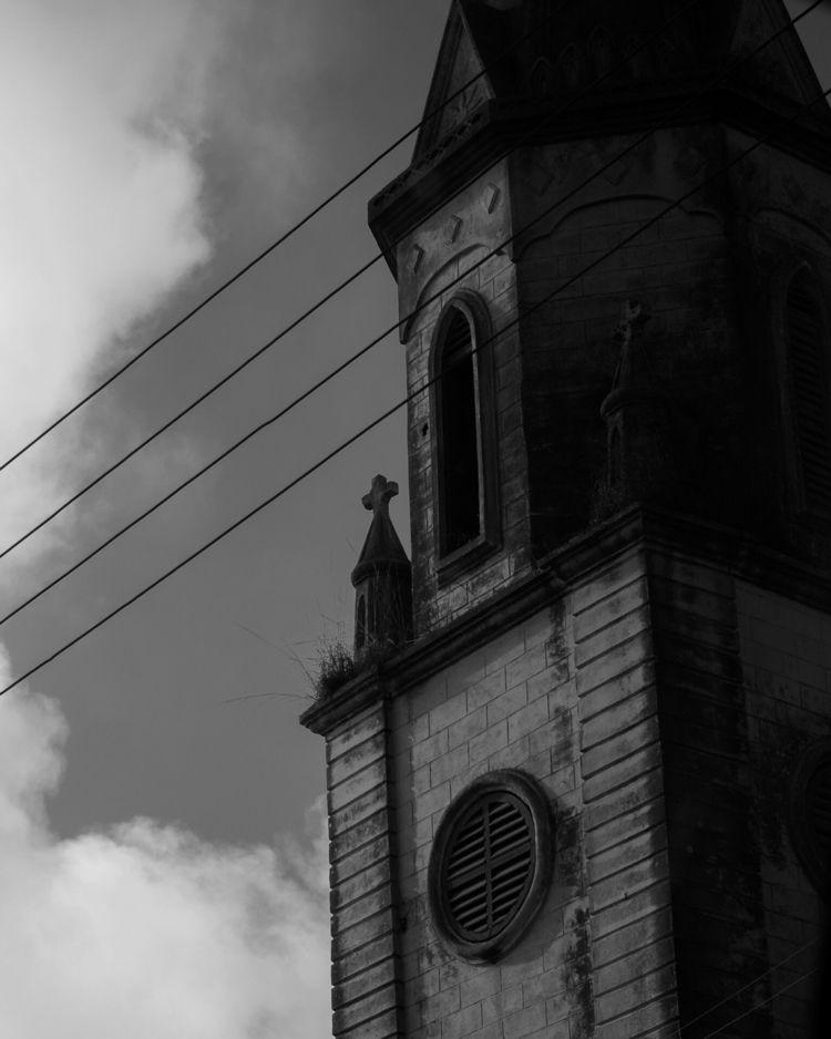 Afro-Gothic Cathedral | Gomoa F - edem_ | ello