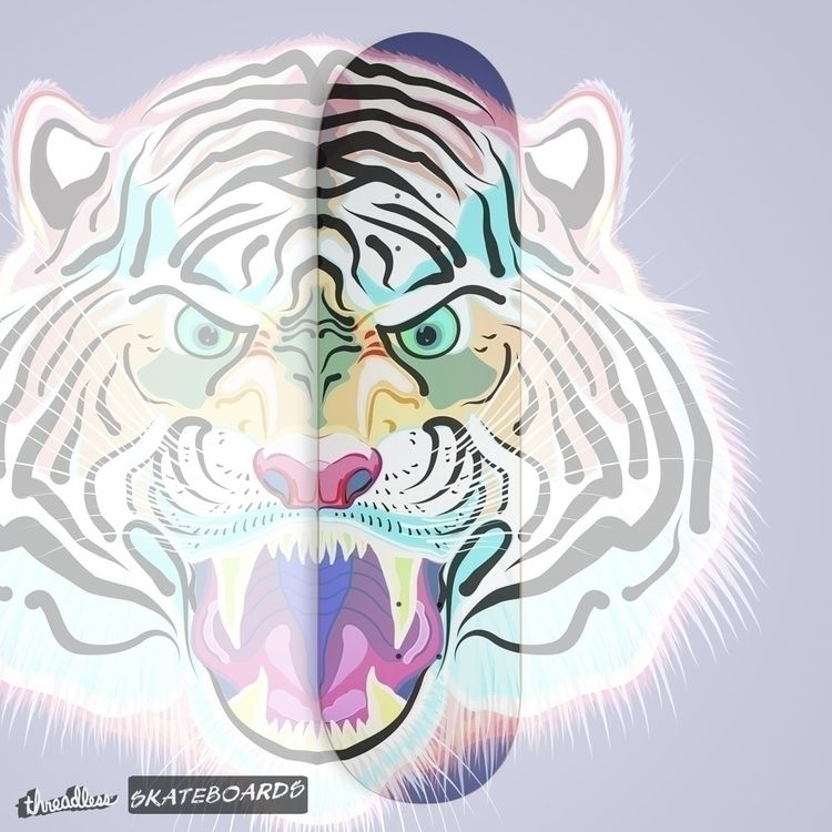 vote White Tiger Design CCS Ska - soper | ello