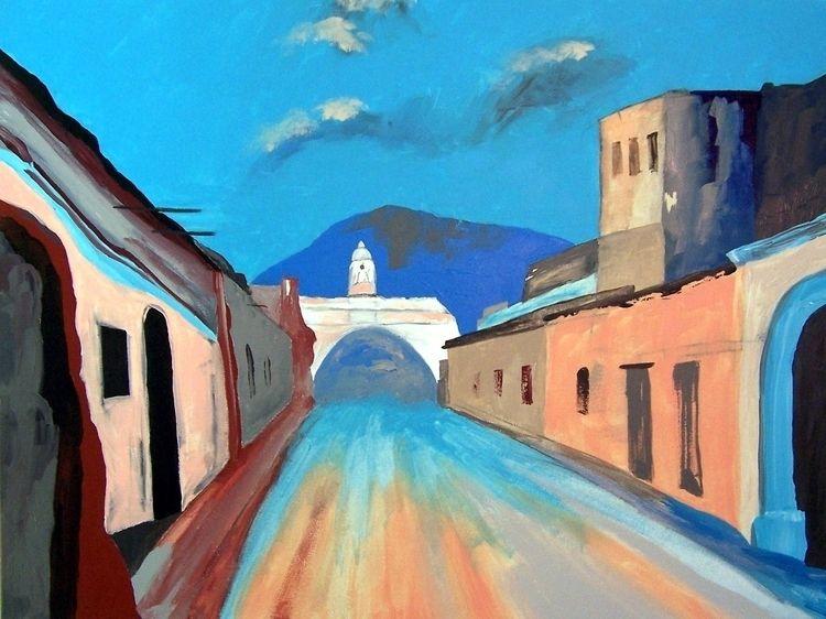 portal century ✚ Antigua Guatem - artisticojuancarlos | ello
